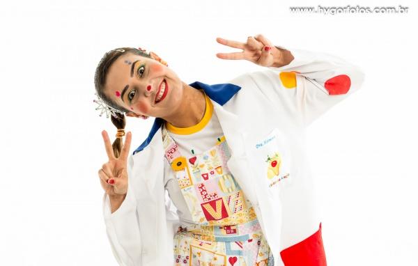 Dra. Harmonia Klínica da Alegria